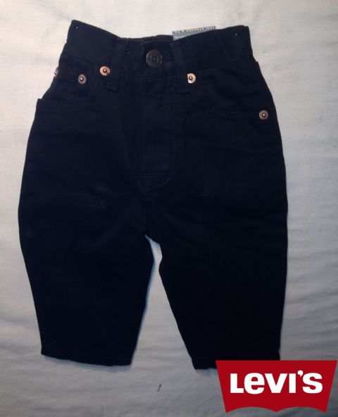 Boys Levis Jeans -Oreg/Black(Not a Boys Suit Or a Girls Dress)